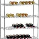 Raft pentru sticle vin