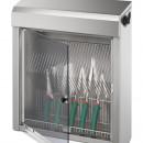 Sterilizator cutite cu lampa UVC, 16 cutite