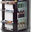 Vitrina frigorifica 138 litri