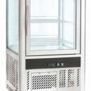 Vitrina frigorifica de pasticerie 268 lt.