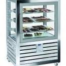 Vitrina frigorifica orizontala pentru ciocolata cu 1 usa, 264 L