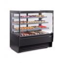 Vitrina frigorifica pentru cofetarie/patiserie AMBAR RECTA, 938x810x1300 mm