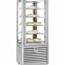 Vitrina frigorifica pentru gelaterie/inghetata ventilata 1 usa, 541 Litri