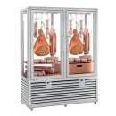 Vitrina frigorifica pentru prezentare carne si mezeluri 2 usa, 848 Litri