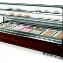 Vitrina frigorifica pentru cofetarie/patiserie, 2500x985mm