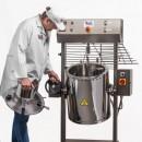 Masina de preparat creme, 120 litri