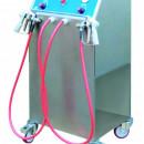 Aparat de pulverizat gelatina cu 2 dispensere calde