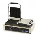 Contact grill striat dublu 220×235 mm