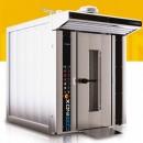 Cuptor electric rotativ pentru panificatie, 10-16 tavi 600x800mm