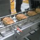 Linie automata de feliat si ambalat paine