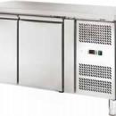 Masa frigorifica cu 2 usi, 1360x600x860mm