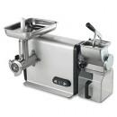Masina de tocat carne si razuit branza, 120kg/h, 230V