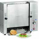 Toaster vertical , chifle hamburger