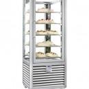 Vitrina frigorifica pentru produse de gelaterie/inghetata 1 usa, 360 Litri