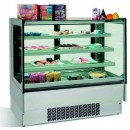Vitrina frigorifica pentru cofetarie/patiserie,ONIX, 1875x810x1300 mm