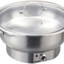 Chafing dish electric 3,8L