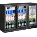 Dulap frigorific de bar cu trei usi