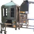 Linie de productie(ELECTRICA) piadina ,lipie ,pita bread capacitate 800 buc/ora