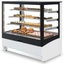 Vitrina frigorifica pentru cofetarie/patiserie, 700x850x1400 mm