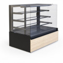 Vitrina frigorifica pentru cofetarie/patiserie PASTELLA SWEET, 660mm