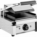 Toaster cu mecanism prin apasare pe placi , neteda/striata