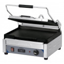 Contact grill panini sandwich striat/neted cu temporizator