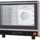 Cuptor electric cu convectie si aburi, digital, 5 tavi GN 1/1 sau 60x40
