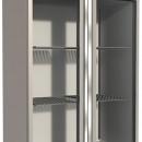 Dulap frigorific cu 2 usi de sticla 1400 lt
