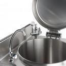 Marmita 85 litri, incalzire indirecta, gaz KG-85-O GASTRO-HAAL