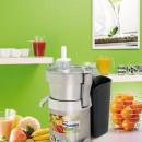 Storcator centrifugal pentru legume si fructe SANTOS 100 l / ora