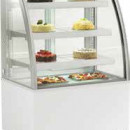 Vitrina frigorifica pentru cofetarie/patiserie, 925x680x1420h mm