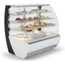 Vitrina frigorifica pentru cofetarie/patiserie KAMELEO, 1405mm