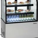Vitrina frigorifica pentru cofetarie/patiserie KV 270L
