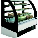 Vitrina frigorifica pentru cofetarie/patiserie,AMBAR, 938x810x1300 mm