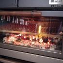 Cuptor pentru steak pe carbuni, Pira 80 LUX Inox