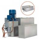 Generator de aburi si caldura pentru dospitor, 16m³