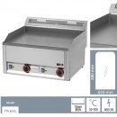 Gratar Fry-top electric neted 480×650 mm