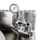 Marmita 85 litri, incalzire indirecta, abur KP-85-O GASTRO-HAAL