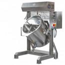 Masina de preparat creme, gemuri , 500 litri , cu robinet de scurgere si viteza variabila