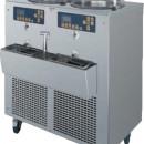 Masina multifunctionala conceputa pentru a produce, afișa, conserva și servi inghetata 2x12L/h