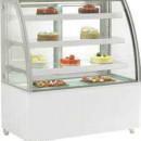 Vitrina frigorifica pentru cofetarie/patiserie, 1225x680x1420h mm