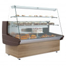 Vitrina frigorifica pentru cofetarie SCANIA, 1480x850mm