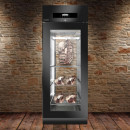 Dulap frigorific pentru maturare carne, 150 kg , BLACK PANORAMA