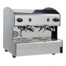 Espressor semi-automatic cafea-2 grupuri, Compact