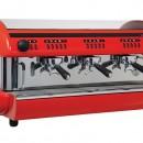 Espressor semi-automatic cafea-3 grupuri