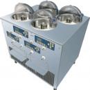 Masina multifunctionala conceputa pentru a produce, afișa, conserva și servi inghetata 4x12L/h