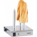 Toaster hot dog cu 3 tepuse pentru paine