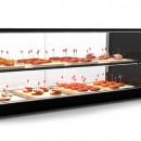 Vitrina frigorifica cu 1 raft, 970x380x460mm