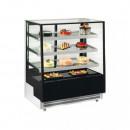 Vitrina frigorifica pentru cofetarie/patiserie, 1200x805x1445h mm