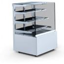 Vitrina frigorifica pentru cofetarie/patiserie CUBE, 1310mm